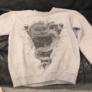 Cozy size small urban outfitters sweatshirt !